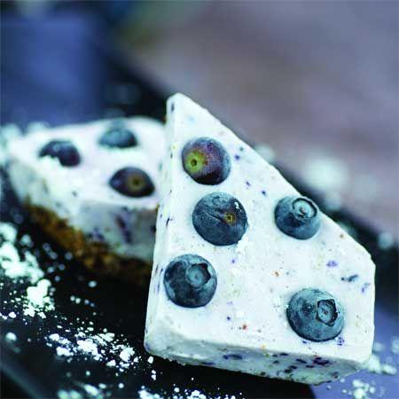 Blueberry Yogurt #Bars. #fruitbars #greekyogurt #snack #recipe