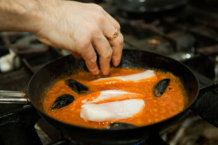 The Allure of Romesco Sauce Spreads Beyond Spain - The New York Times
