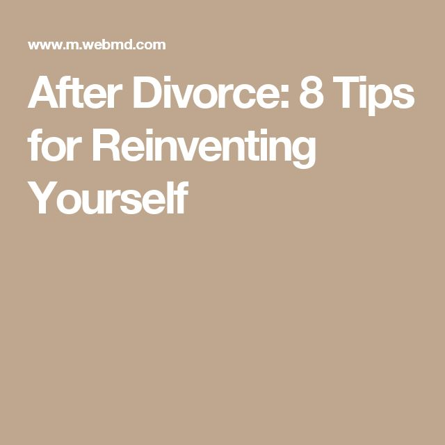 California Divorce Records: After Divorce: 8 Tips For Reinventing Yourself