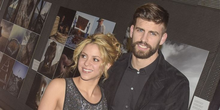 Who was shakira dating before gerard pique