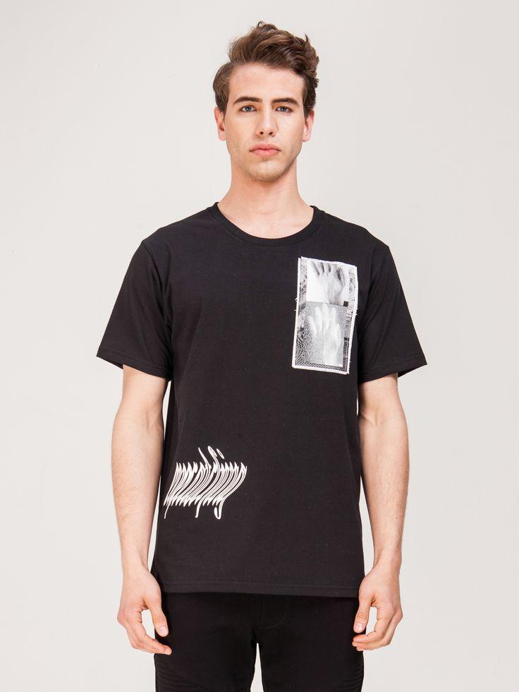 MISBHV , Antwerp Erkek T-shirt Siyah #shopigo#shopigono17#shoponline#womenswear