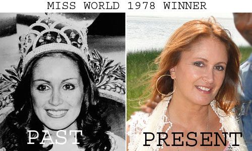 Silvana Suarez - Miss World 1978 Winner