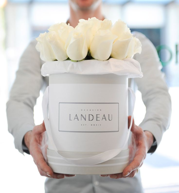 Landeau, the new luxury flower service in New York.