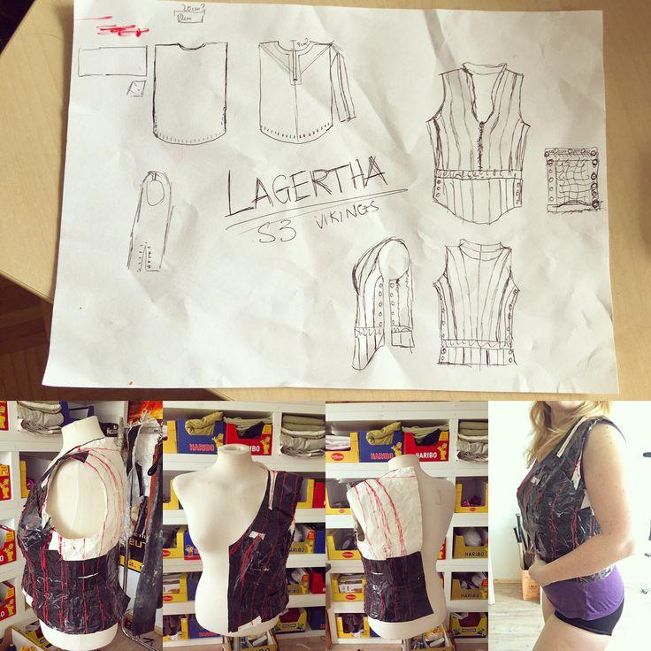 lagertha costume pattern - photo #8