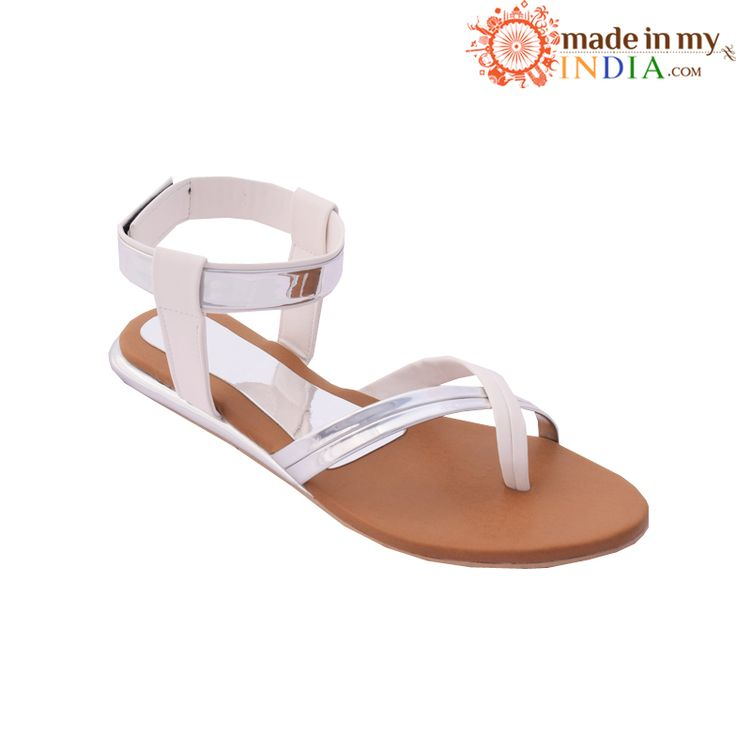 Edge up your Casual Dressing with These Ankle Strap Flats Get Them Now @ MadeinMyIndia.com Free Delivery | COD Available #anklestraps #casual #gladiators