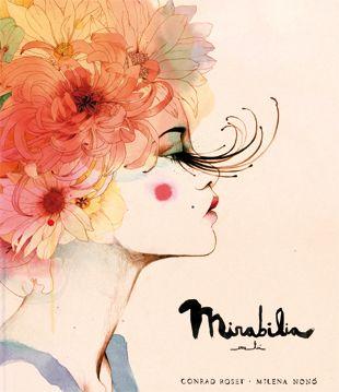 mirabilia (cast)-conrad roset-milena nono-9788494185786