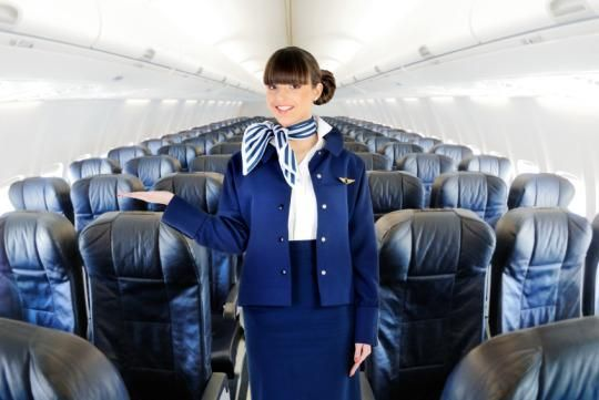 How to get on your flight attendant's good side and have a good flight.