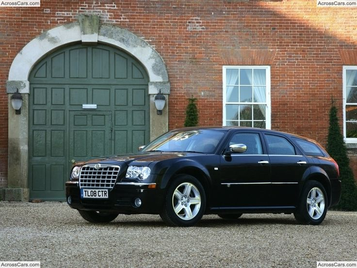 Chrysler 300C Touring [UK] (2008)