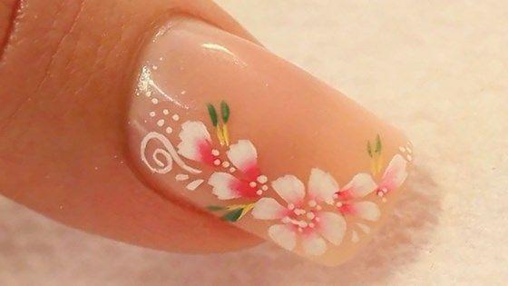 diseños de uñas postizas
