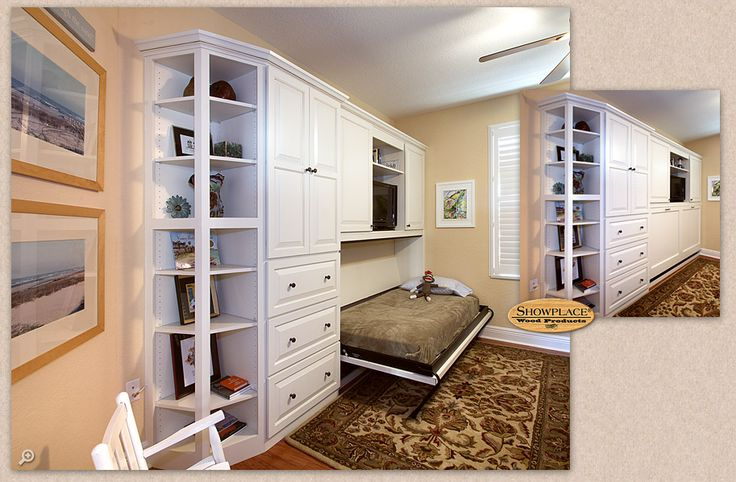 the diagonal shelf unit on the end of the cabinets is a