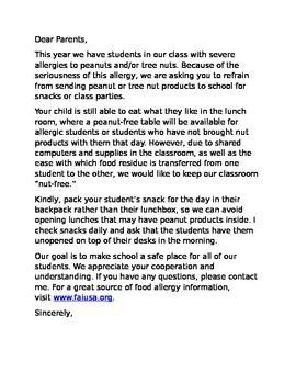 Teacher introduction letter to parents sample.