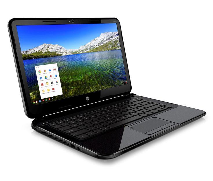 Google Unveils HP Pavilion 14 Chromebook