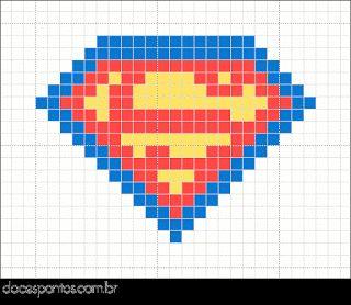 Doces Pontos: Super Homem