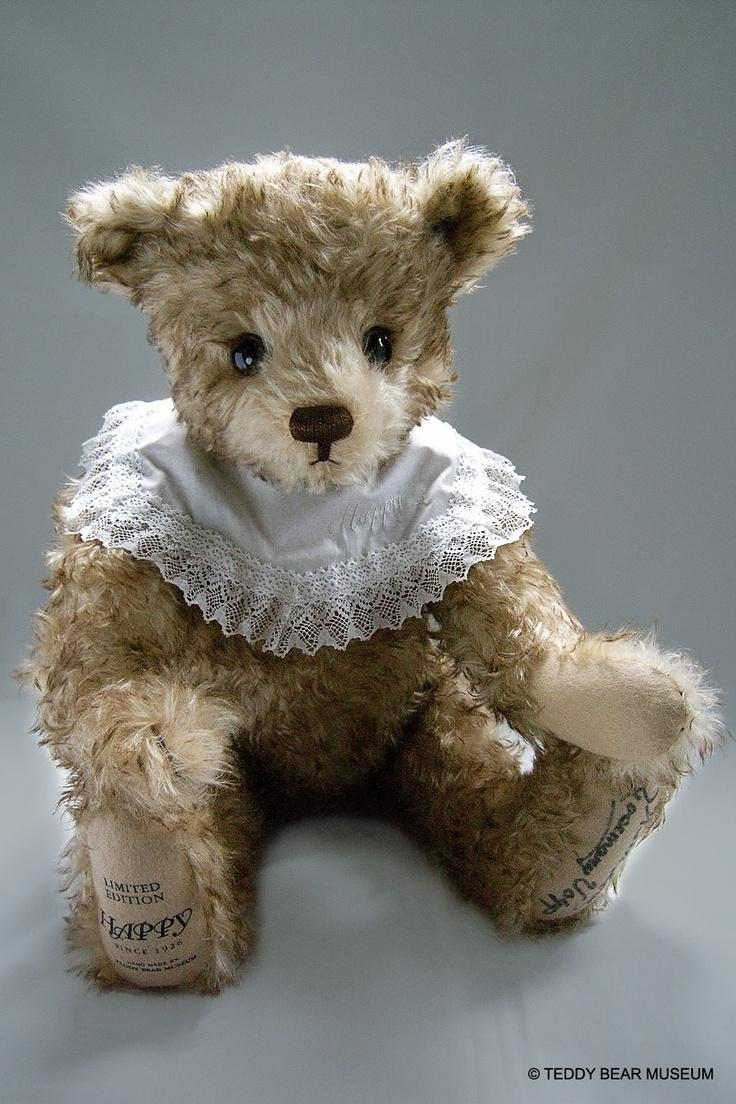Happy...teddy bear
