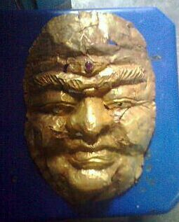 Mask from majapahit java.for sale