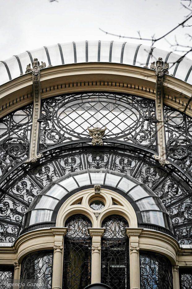 Akademia Muzyczna im. Grażyny i Kiejstuta Bacewiczów / Academy of Music in Łódź - Karol Poznański's palace.