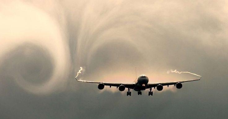 8. O radar da aeronave não pode detectar turbulência. A turbulência pode ocorrer tanto em tempo claro, sem nuvens, como no meio da chuva