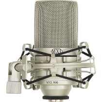 Microfone Condensador Mxl 990 Superior Ao Behringer B1 B2
