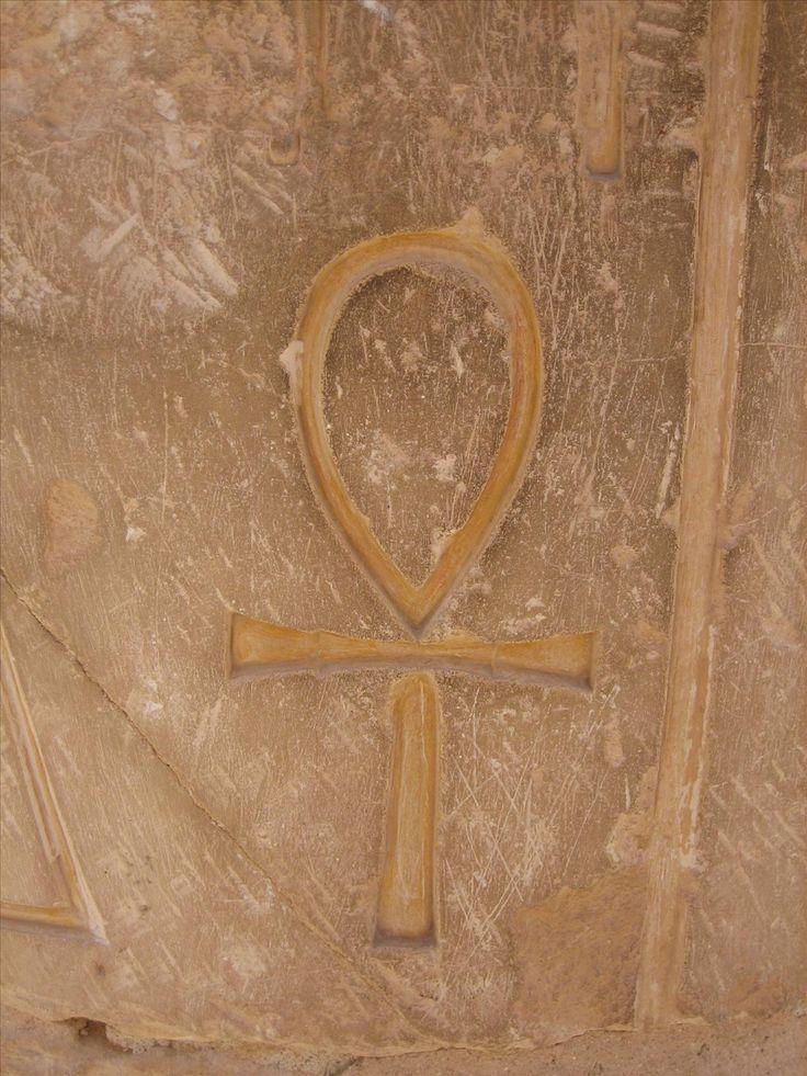 Ankh-korset, livets kors - Symboler och mytologi - Andlig utveckling iFokus