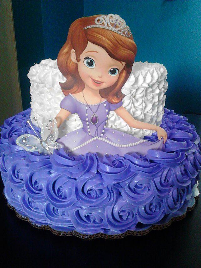 Pastel Princesa Sofia