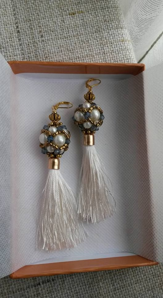 #tassel and bead