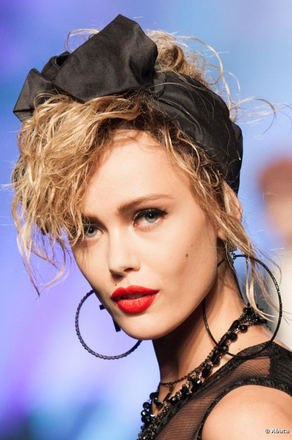 Incredible 17 Best Ideas About Madonna Hair On Pinterest Madonna 80S 80S Hairstyle Inspiration Daily Dogsangcom