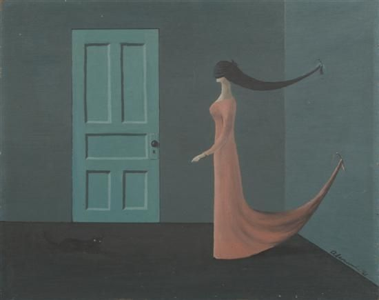 Gertrude Abercrombie, Untitled