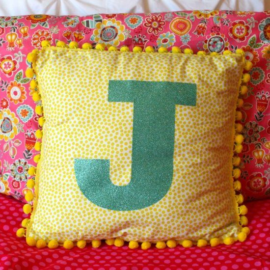 Best 25+ Initial pillow ideas only on Pinterest