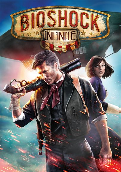 Bioshock Infinite - This game was SO MANY WONDERFUL THINGS! Absolutely my favorite thing of 2013.
