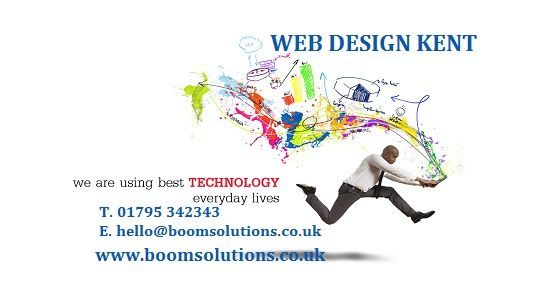 Boom Solutions based in Sittingbourne in Kent. We are a small, dynamic team of people who work together to create great looking websites and successful media solutions.. http://goo.gl/yRoM0G