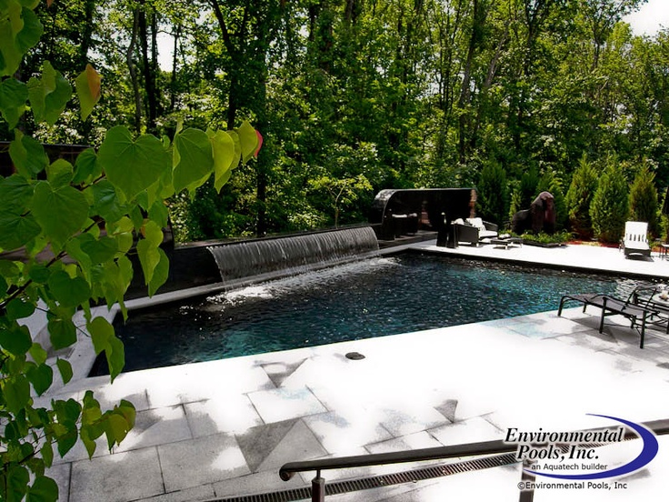 Environmental Pools Is A Gunite Swimming Pool Builder That Provides Custom  Inground Swimming Pool Design And Installation To Clients Located In MA,  NH, RI, ...