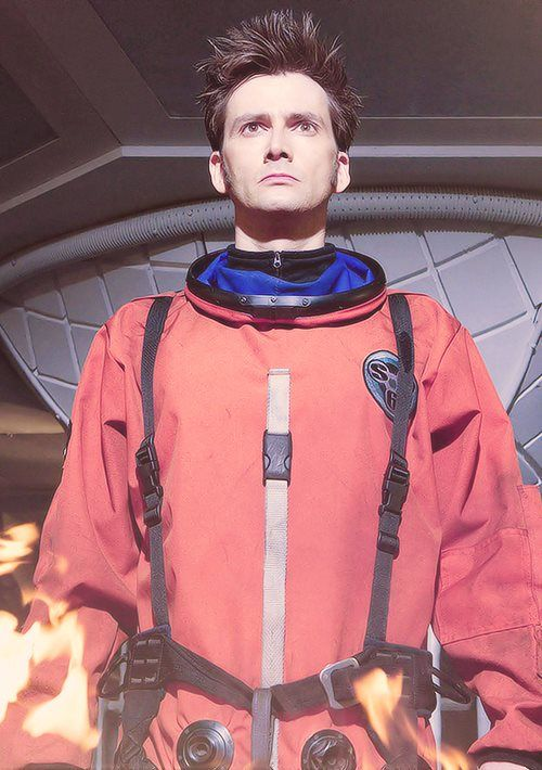 "Doctor Who - season4 special ""The Water on Mars"" - David Tennant"