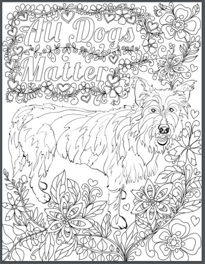 131 best coloriage chien images on Pinterest Coloring books