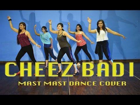 """Tu Cheez Badi Hai mast"" from movie ""Machine"" DANCE Cover #DANCEFLOORSTUDIO | Udit Narayan & Neha Kakkar   #Dancing #Choreographer #dancer #studio #Dancefloor #contemporary"