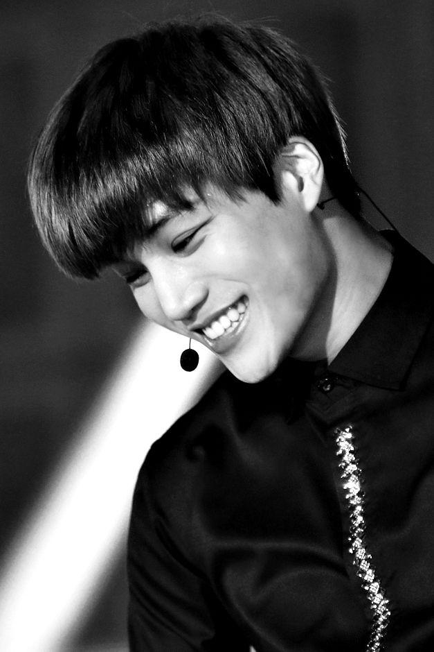 Kim Jongin Smile