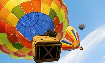 Touraine Terre d'Envol à Sainte-Catherine-de-Fierbois : Vol en montgolfière avec dégustation: #SAINTE-CATHERINE-DE-FIERBOIS 129.00€ au lieu…