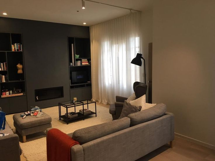 Little Collins St upstyle! Check out some pics of this newly renovated city apartment. The s-fold sheer curtains give it the right touch of contemporary.