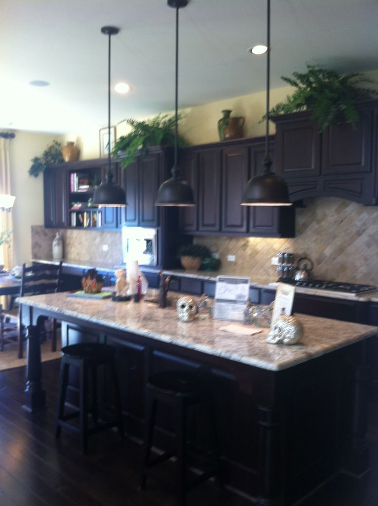 Contemporary Kitchens With Dark Cabinets 16 best meritage homes images on pinterest | colorado homes