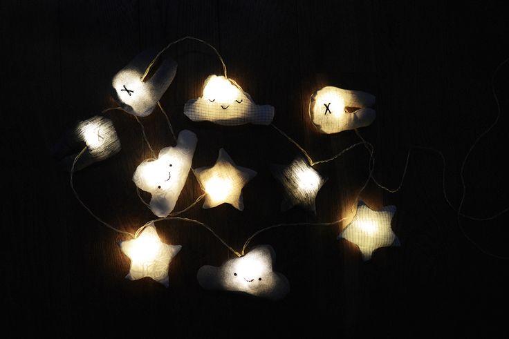 LED lights for kids - DIY
