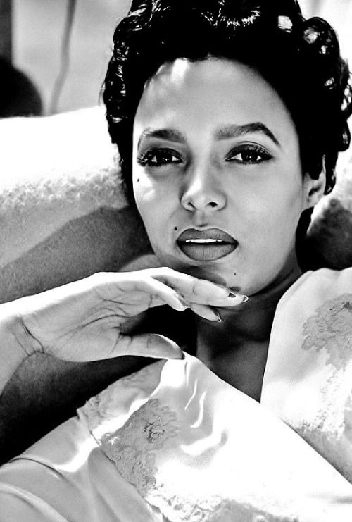 Dorothy Dandridge, early-1950s.                                                                                                                                                     More