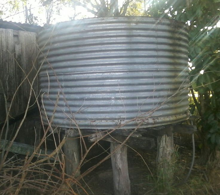 Water priority for chooks