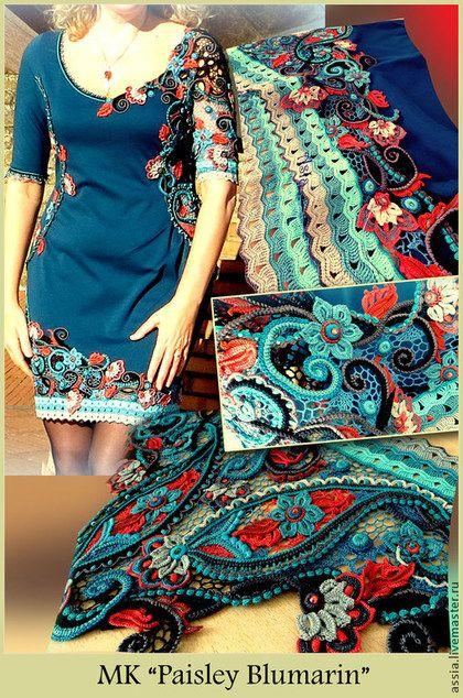 Irish Crochet by Asia Verten