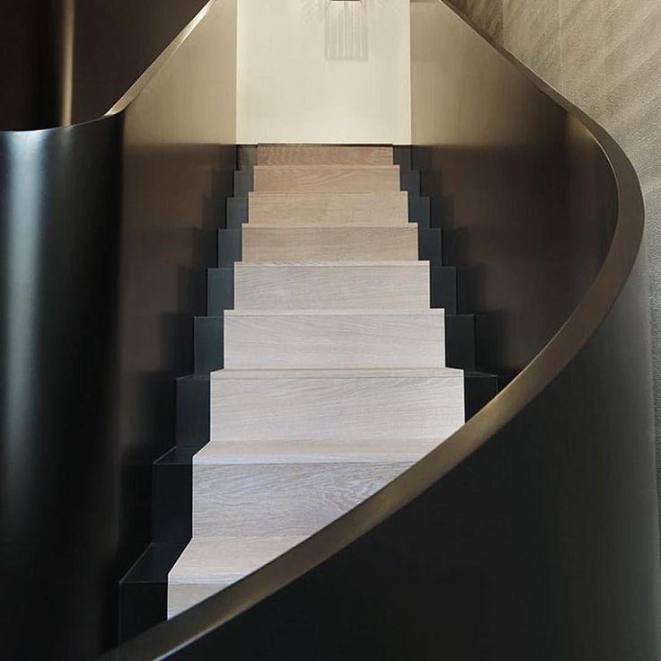 Stairway to heaven. #interiors #architecture #blackandwhite