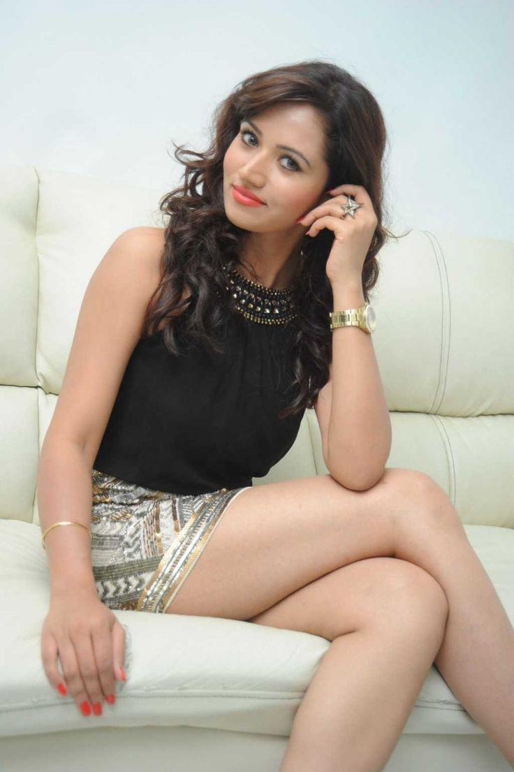 Preeti Rana New Hot Photos,Telugu Actress Preeti Rana Thigh Show Pictures