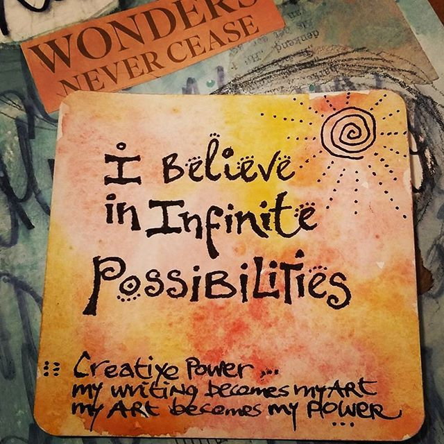 I believe in infinite possibilities #motivateinspiretoday #motivationalquotes #thefiercefemaleforce #everythingispossible #lawofattraction