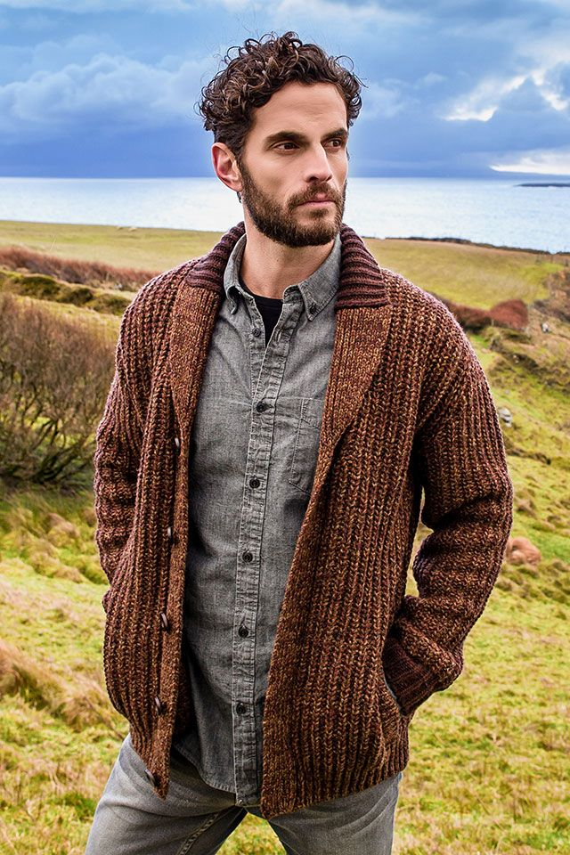 Fisherman Out of Ireland | MENS | Aran Sweaters for Men ...