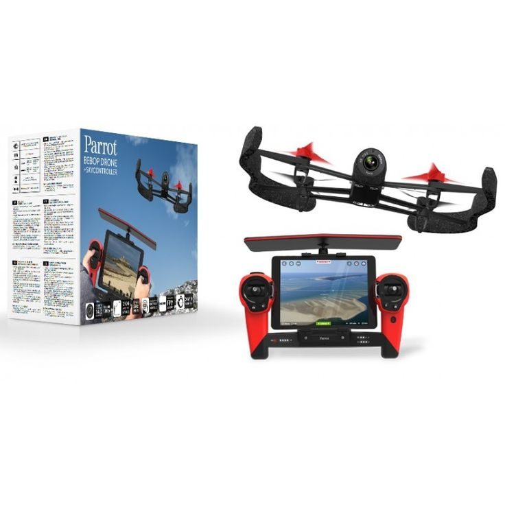 PARROT Bebop Drone & Sky Controller