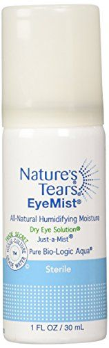 #new #Nature's #Tears EyeMist is a gentle, all-natural mist for dry eyes. Nature's Tears EyeMist is perfectly suited to be used multiple times a day, even while w...