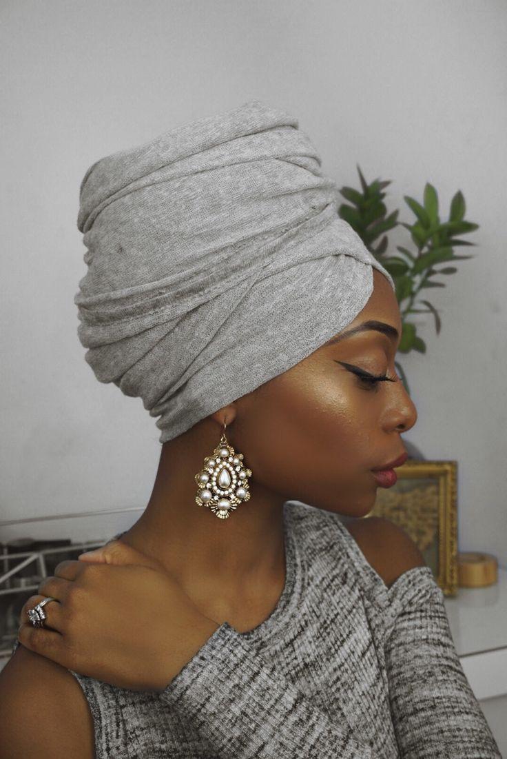 Turbanista - Blog dedicated to the Art of Turban - imgloriaann:   ✨ Instagram @imgloriaann