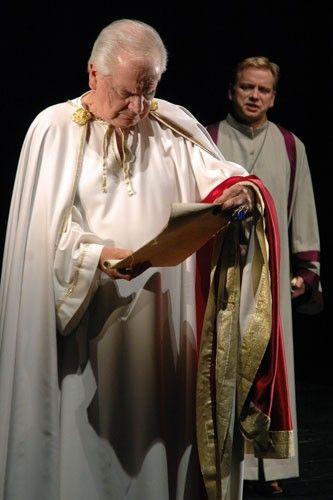 "Theatre - Mikhail Bulgakov, ""Master and Margarita"" 2006 - Andrzej Maria Marczewski  "
